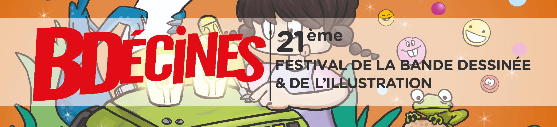 Le Festival BDécines