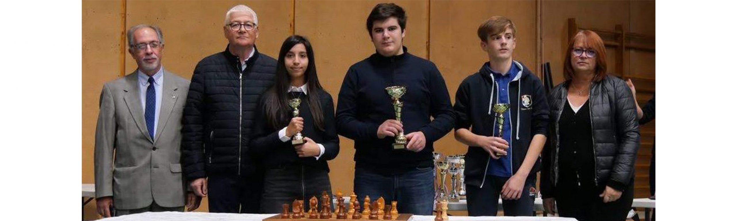 11ᵉ Tournoi Rapide Jeunes d'Échecs